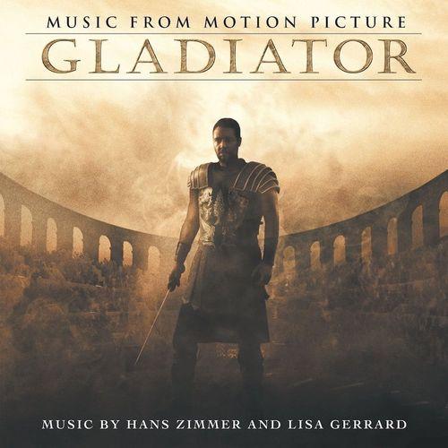 Hans Zimmer Lisa Gerrard Gladiator Ost Vinyl Lp