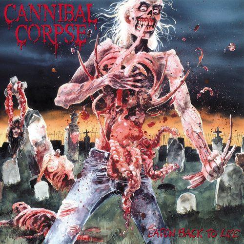 Cannibal Corpse Eaten Back To Life Vinyl Lp Amoeba Music
