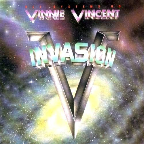 Vinnie Vincent Invasion All Systems Go Cd Amoeba Music