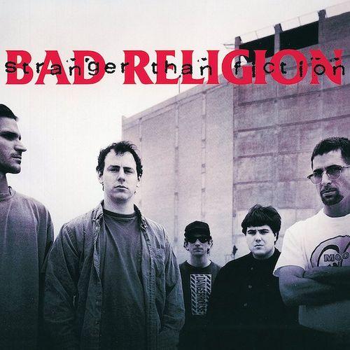 Bad Religion Stranger Than Fiction Cd Amoeba Music