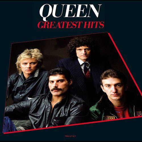 Queen Greatest Hits 180 Gram Vinyl Vinyl Lp Amoeba