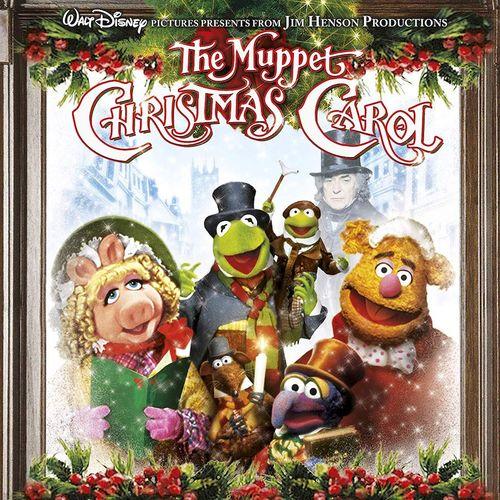 The Muppets The Muppet Christmas Carol Ost Vinyl Lp