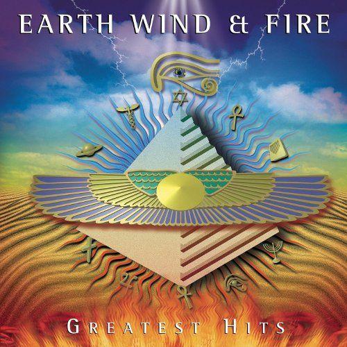 Earth Wind Amp Fire The Greatest Hits Cd Amoeba Music