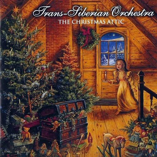 Trans Siberian Orchestra The Christmas Attic Cd