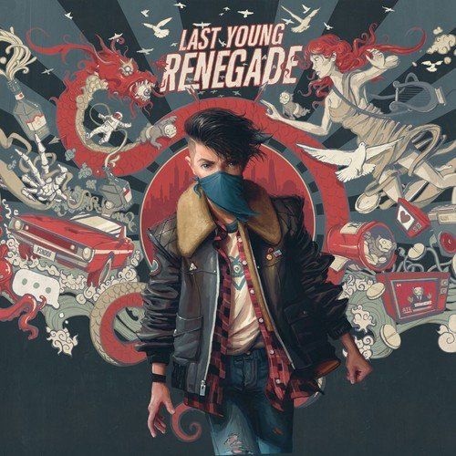 All Time Low Last Young Renegade Vinyl Lp Amoeba Music