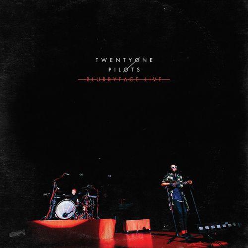 Twenty One Pilots Blurryface Live Picture Disc Vinyl