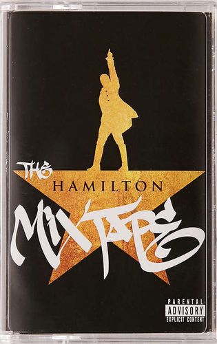 Various Artists The Hamilton Mixtape Cassette Amoeba