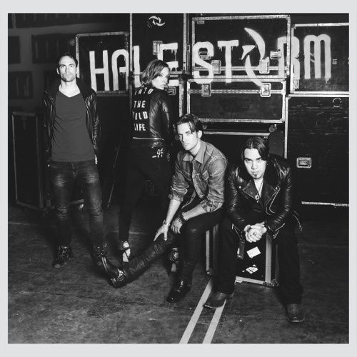 Halestorm Into The Wild Life Deluxe Edition Cd