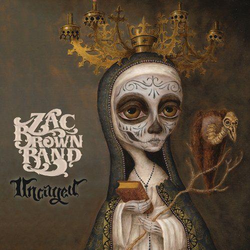 Zac Brown Band Uncaged Vinyl Lp Amoeba Music