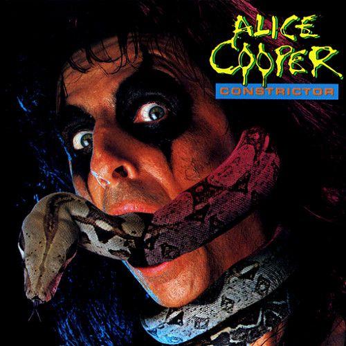 Alice Cooper Constrictor Cd Amoeba Music