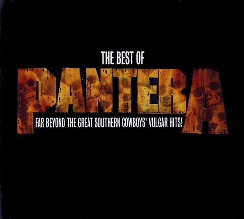 Pantera The Best Of Pantera Far Beyond The Great