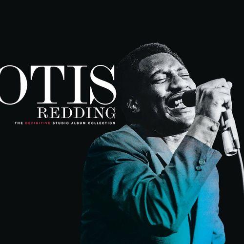 Otis Redding The Definitive Studio Album Collection Box