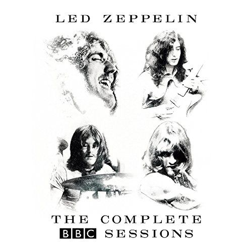 Led Zeppelin The Complete Bbc Sessions Vinyl Lp