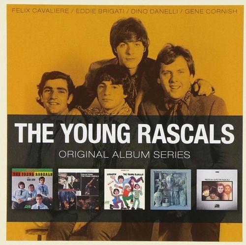 The Rascals Original Album Series Cd Amoeba Music