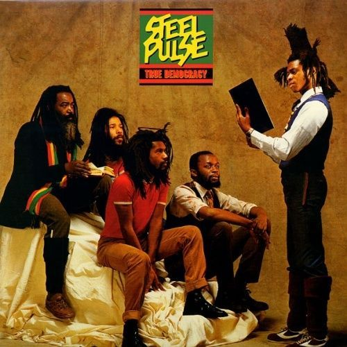 Steel Pulse True Democracy Vinyl Lp Amoeba Music