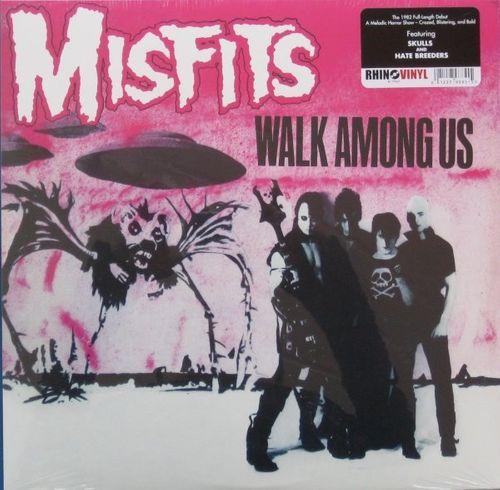 Misfits Walk Among Us Vinyl Lp Amoeba Music
