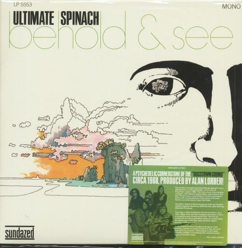 Ultimate Spinach Behold Amp See Vinyl Lp Amoeba Music