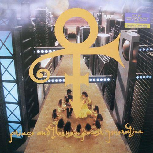 Prince The New Power Generation The Love Symbol Vinyl