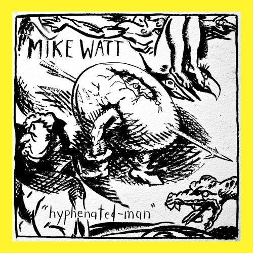 Mike Watt Ring Spiel Tour  Orange Vinyl