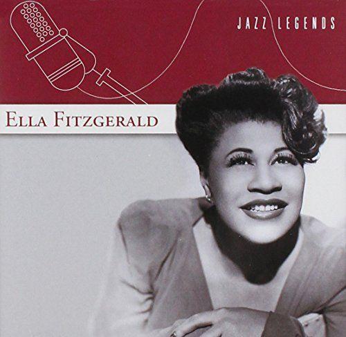 Ella Fitzgerald Jazz Legends Cd Amoeba Music
