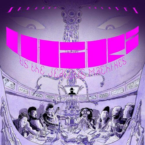 Shabazz Palaces Quazarz Vs The Jealous Machines Vinyl