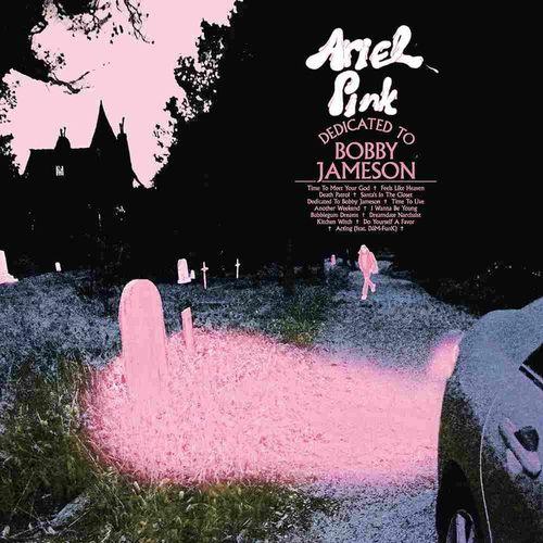 Ariel Pink Dedicated To Bobby Jameson Blue Vinyl