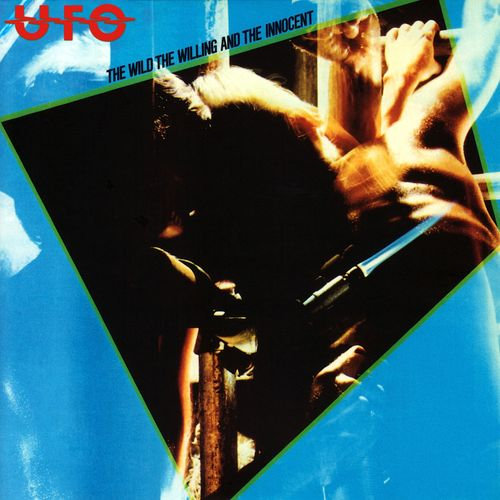 Ufo The Wild The Willing Amp The Innocent Cd Amoeba Music