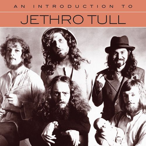 Jethro Tull An Introduction To Jethro Tull Cd Amoeba