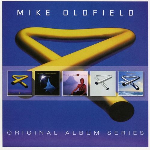 Mike Oldfield Original Album Series Cd Amoeba Music