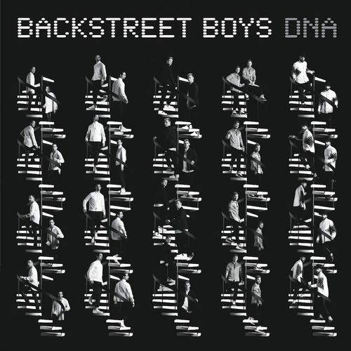Backstreet Boys Dna Cd Amoeba Music