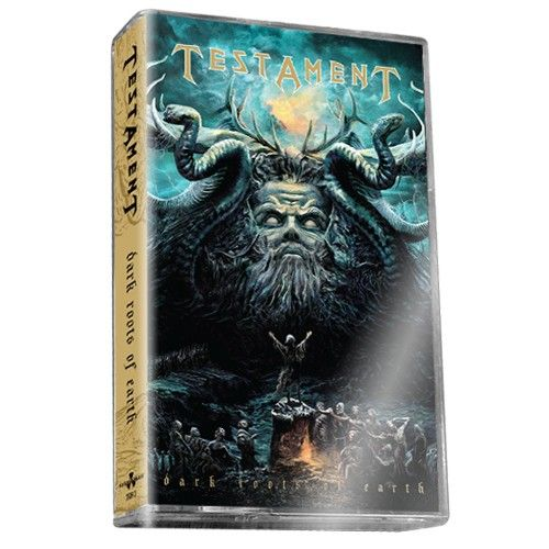 Testament Dark Roots Of Earth Cassette Store Day
