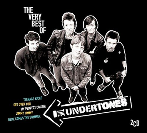 The Undertones The Very Best Of The Undertones Cd