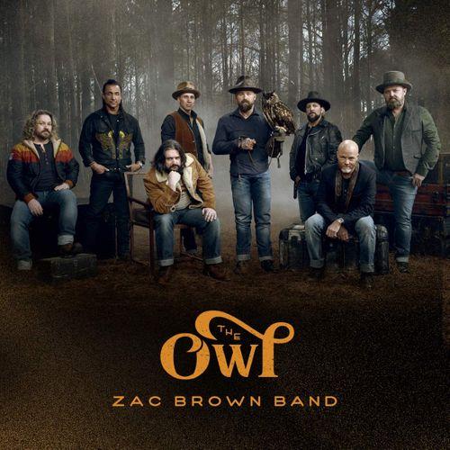 Zac Brown Band The Owl Cd Amoeba Music