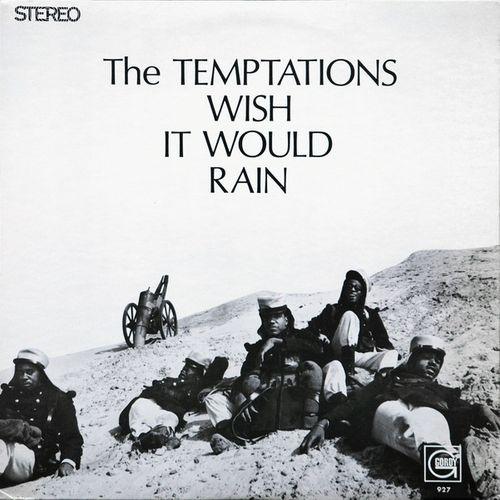 The Temptations Wish It Would Rain Cd Amoeba Music