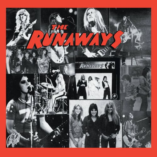 The Runaways Right Now Black Leather Record Store Day