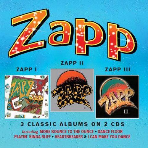 Zapp Zapp I Zapp Ii Zapp Iii Cd Amoeba Music
