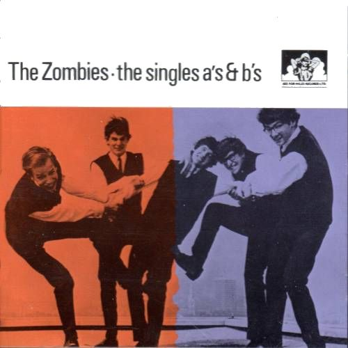The Zombies The Singles A S Amp B S Uk Cd Amoeba Music