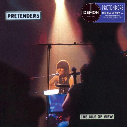 Pretenders The Isle Of View 180 Gram Vinyl Vinyl Lp