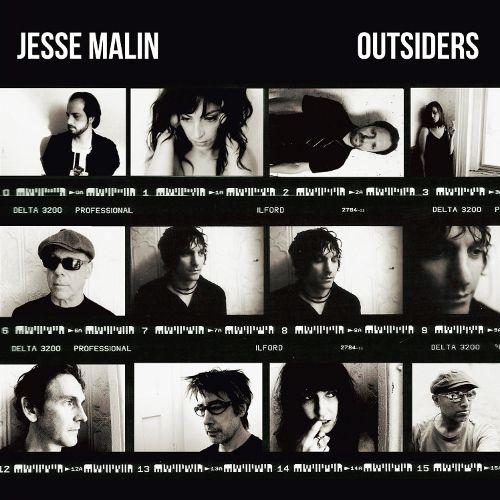 Jesse Malin Outsiders Cd Amoeba Music
