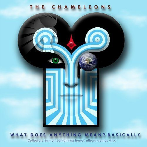 The Chameleons What Does Anything Mean Basically Clear