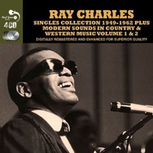 Ray Charles Singles Collection 1959 1962 Plus Modern