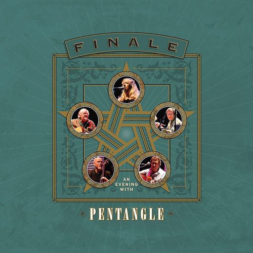 Pentangle Finale An Evening With Pentangle Vinyl Lp