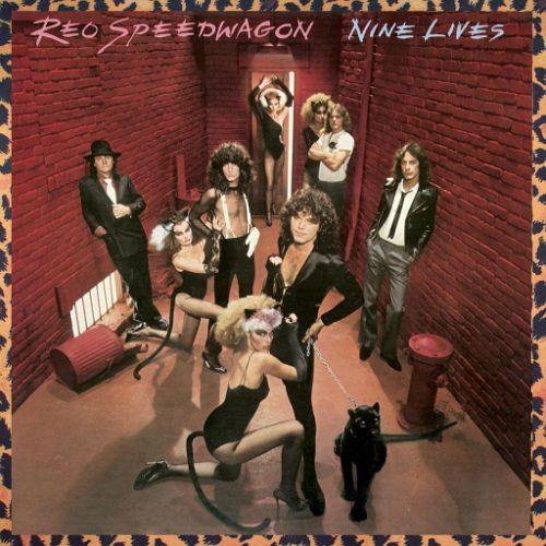 Reo Speedwagon Nine Lives Cd Amoeba Music