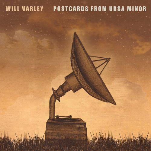 Will Varley Postcards From Ursa Minor Vinyl Lp