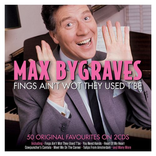 Max Bygraves Fings Ain T Wot They Used T Be Import Cd