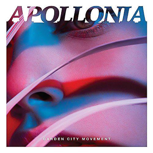 Garden City Movement Apollonia Cd Amoeba Music