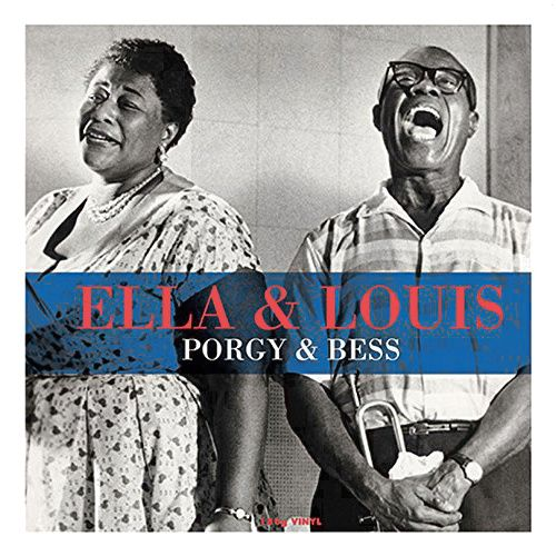 Ella Fitzgerald, Louis Armstrong - Porgy & Bess (Vinyl LP ... Ella Fitzgerald Porgy And Bess