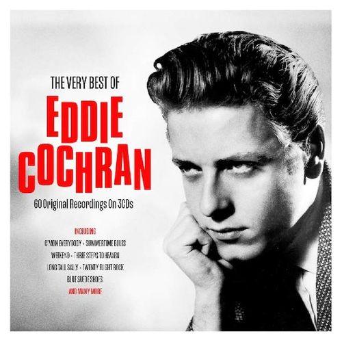 Eddie Cochran The Very Best Of Eddie Cochran Cd