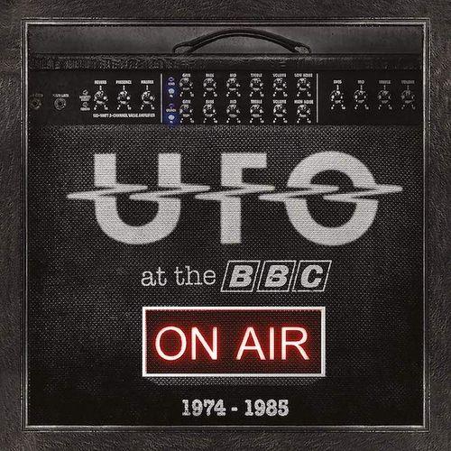 Ufo On Air At The Bbc 1974 1985 Box Set Cd Amoeba