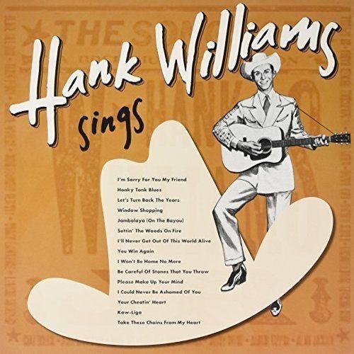 Hank Williams Sings Vinyl Lp Amoeba Music